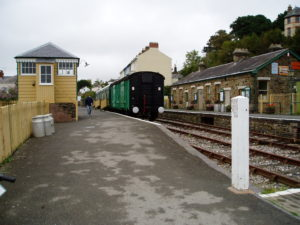 bideford station tarka trail cycle route bicycle hire