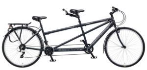 claud butler touriste 2017 tandem bike black