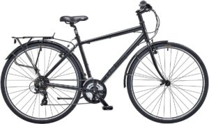 land rover windsor gents hybrid bicycle bike